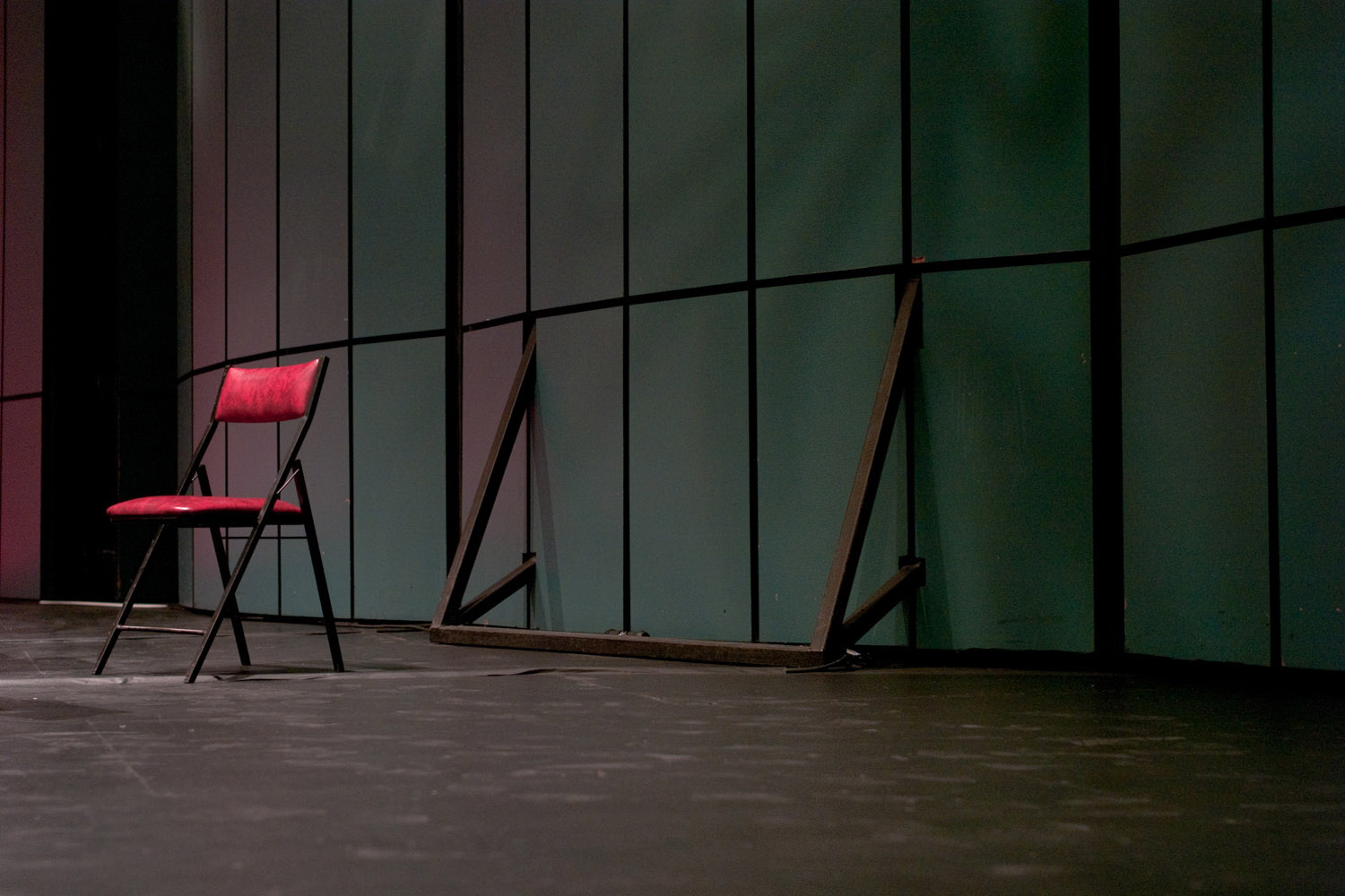 """Chaise Musicale (Portfolio """"Seats Available"""")"""