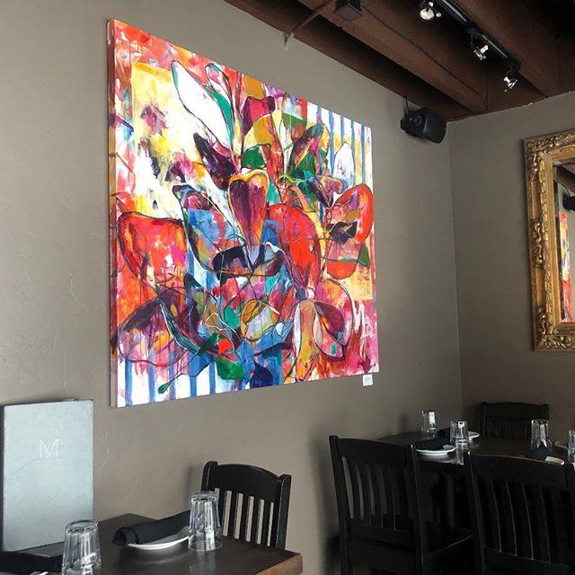 Stop in for dinner and take in the incredible pieces on display from @missybordenart. Great food, great art. - ~ - ~ - ~ - #steamboatsprings #mambosteamboat #mamboitaliano #steamboat dining #steamboatmagazine #routtcounty #yampavalley #steamboatresort #explorecolorado #exploresteamboat #northwestcolorado #visitsteamboat #steamboat #colorado #ilovesteamboat #ilovecolorado