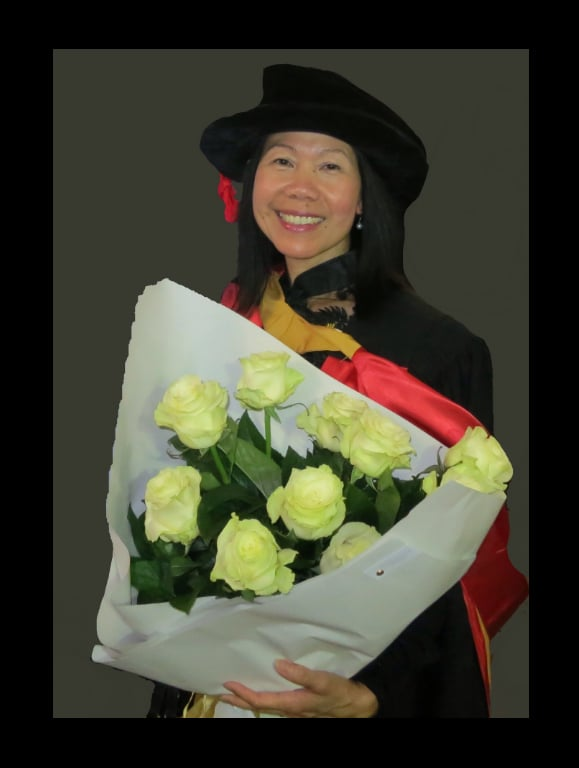 Dr rosalind tan drake: Co-Founder