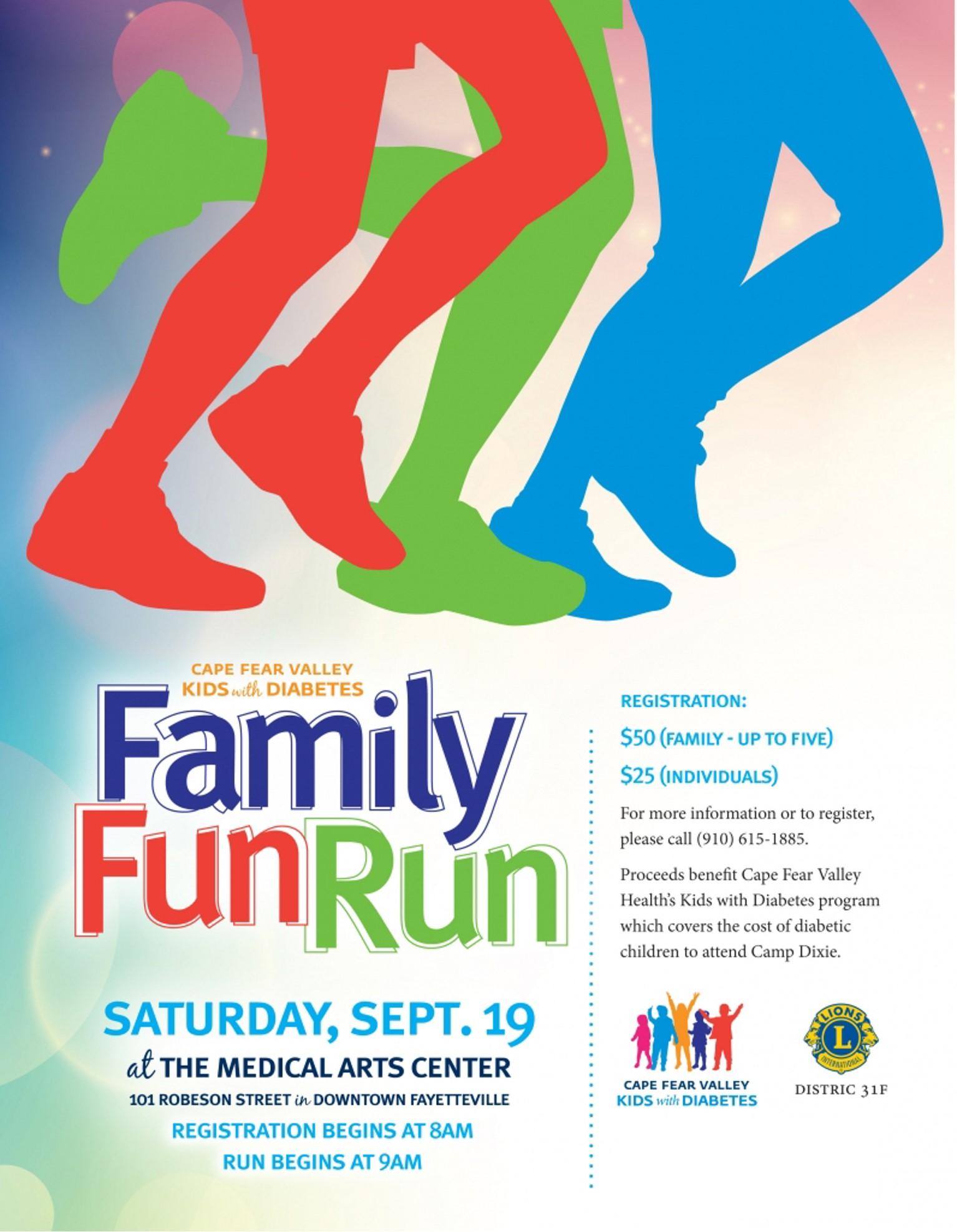 Unit F3: Family Fun Run -