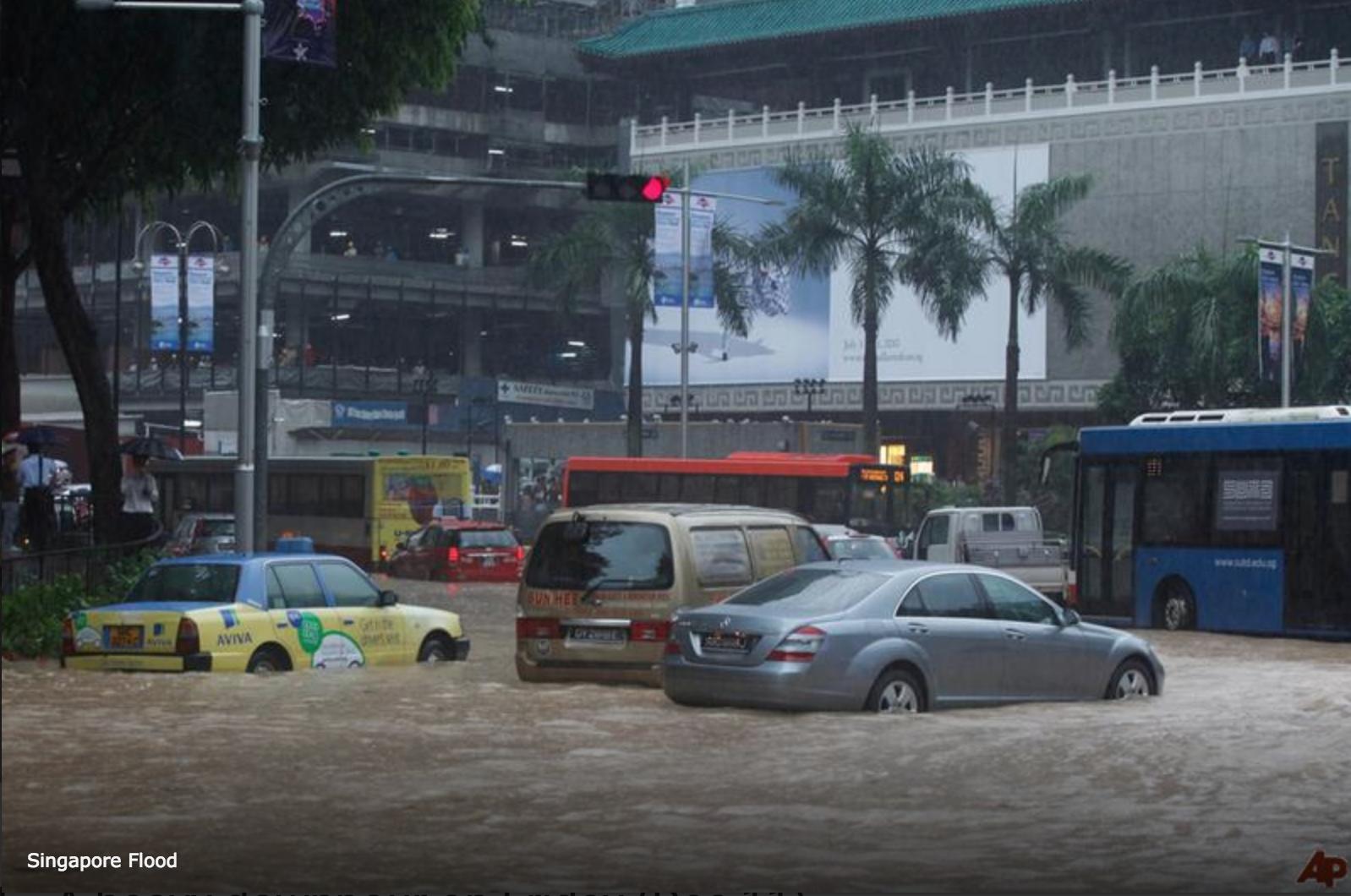 Unit 1: Singapore Flood -