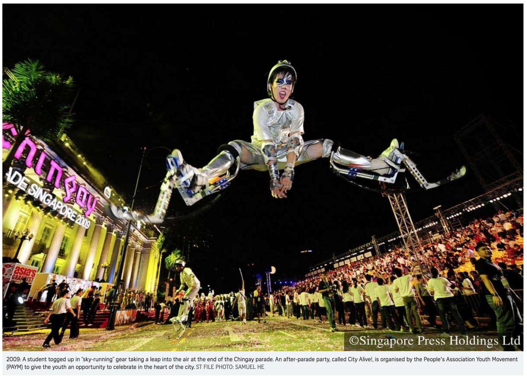 Unit A5: Chingay Parade -