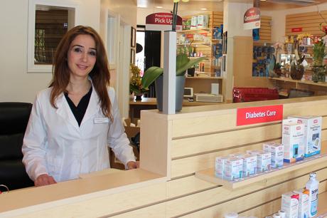 Susanna Keshishian -Glendale Pharmacist