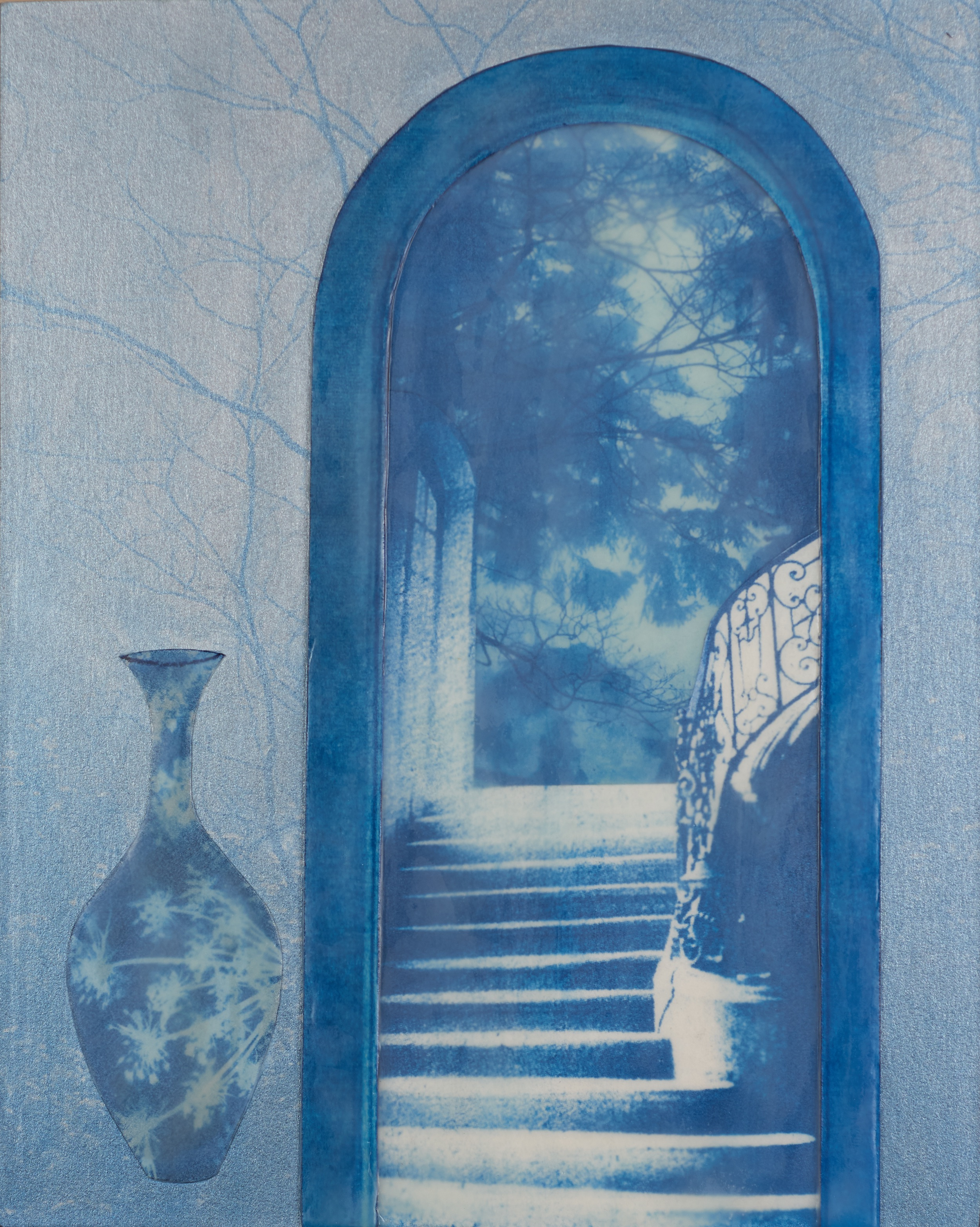 Elegant Stairwell