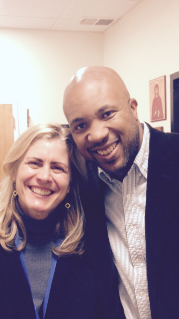 Kimberly Field-Marvin, Director of Middle School at Marymount School (NY)