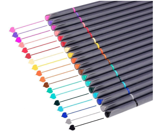 Doodling Pens