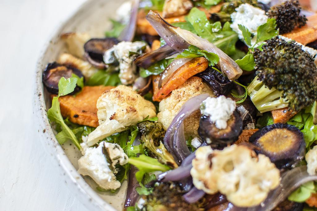 roast-vegetable-salad-meal-prep-masterchef-georgia