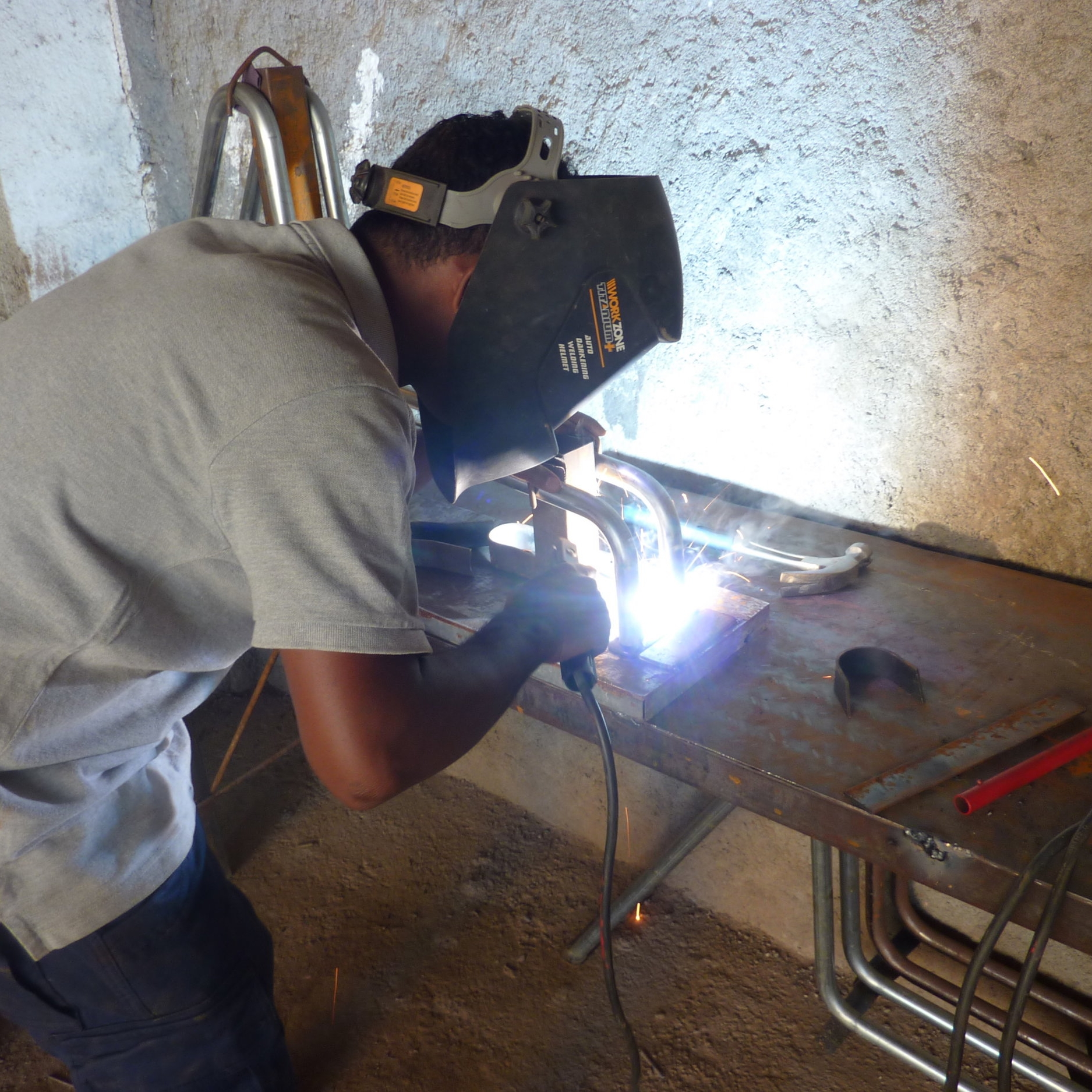Metal fabrication -