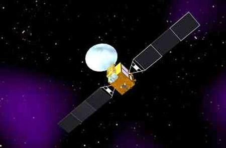 BeiDou Satellite | Image Credit: People's Daily Online