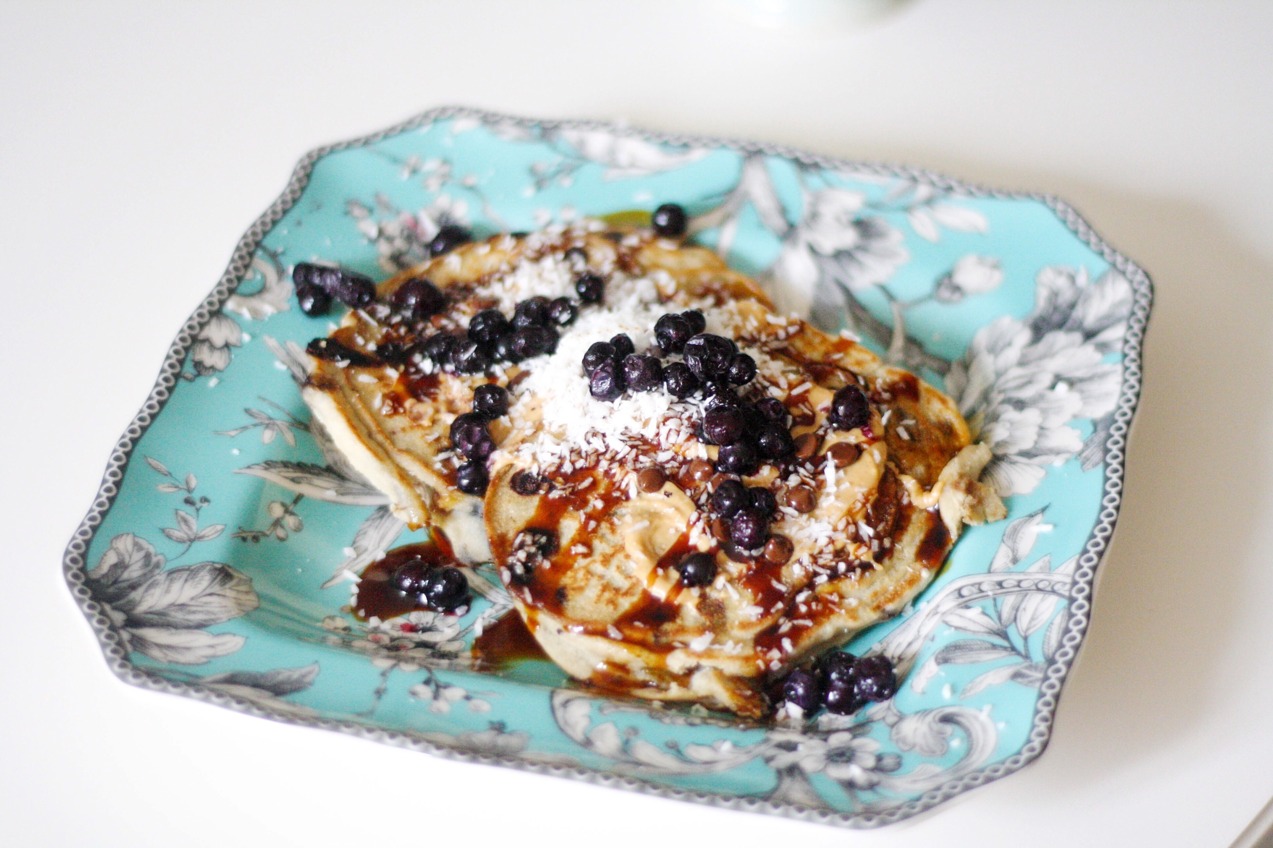 *inspired by The Beauty Detox Foods, Buckwheat Pancakes