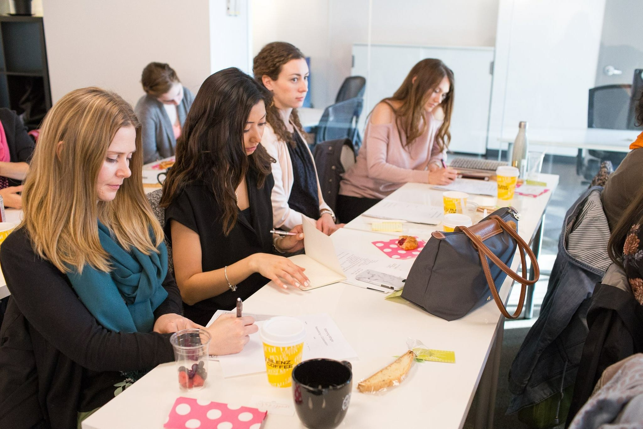 Photo from Vancity Business Babes Morning Mingle, by @misshollyho