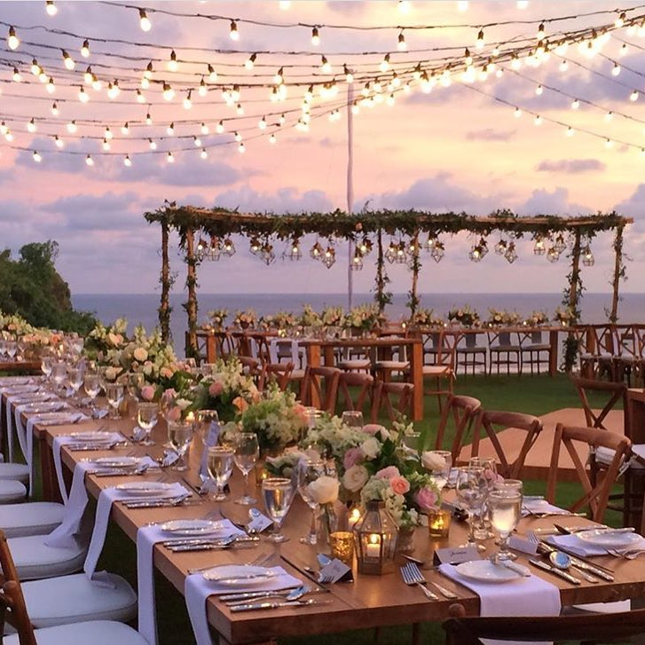Pandawa Cliff Estate Wedding At Villa Markisa By Bali For Two Bali For Two Wedding Planner