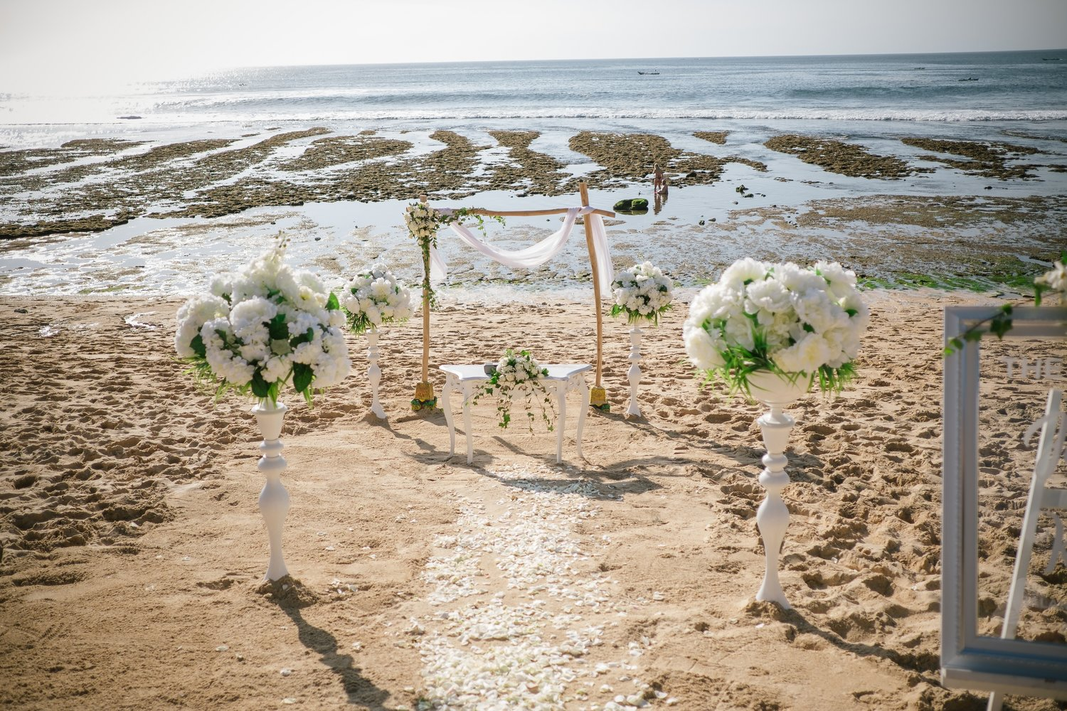 Beach Wedding Bali For Two