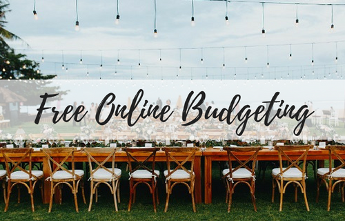 Wanna learn more about how much your wedding will approximately cost at your dream venue? Use this kit to tell us what you need and our team will get back to you for the estimated cost of your wedding.
