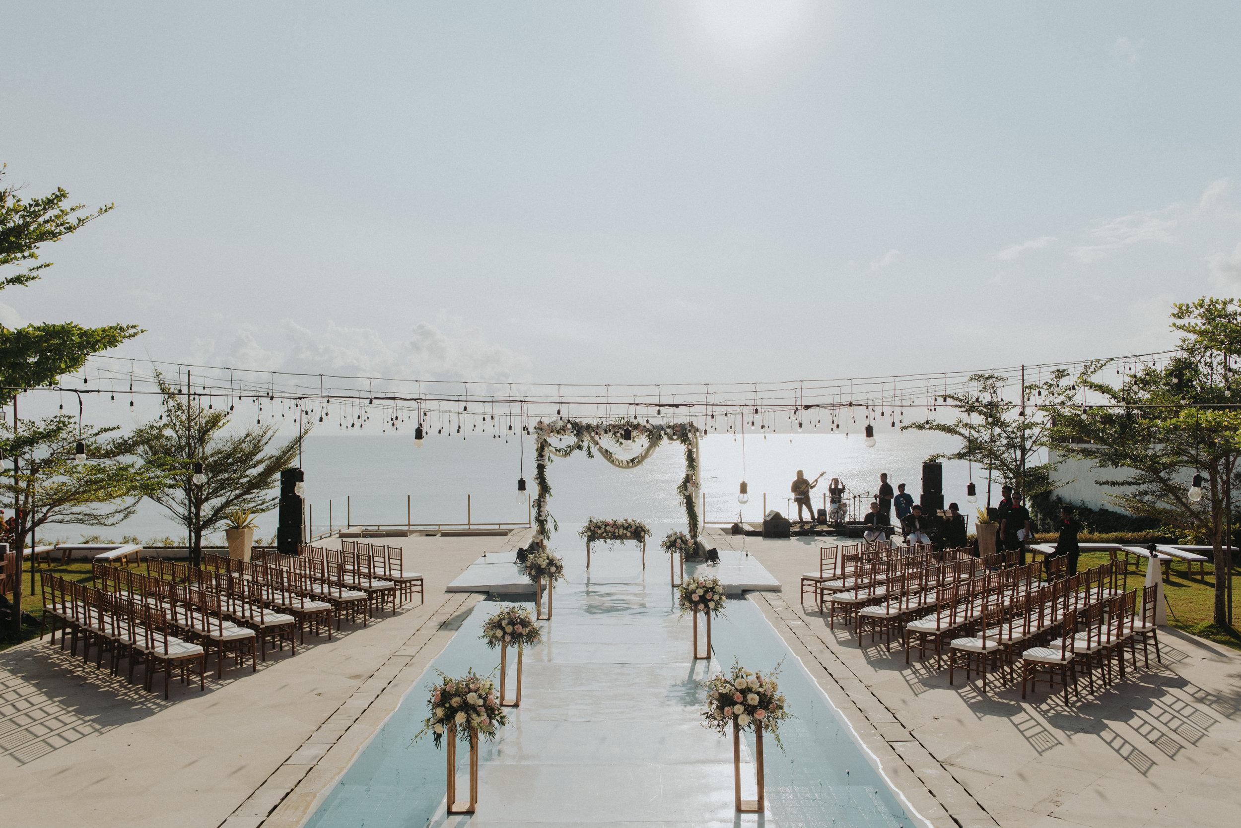 Villa Wedding Bali For Two Wedding Planner