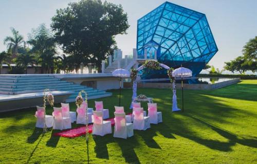 Garden Wedding — Bali For Two Wedding Planner