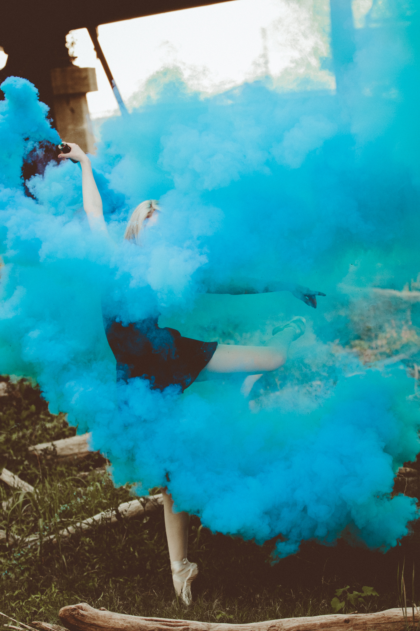 Smoke + Ballet