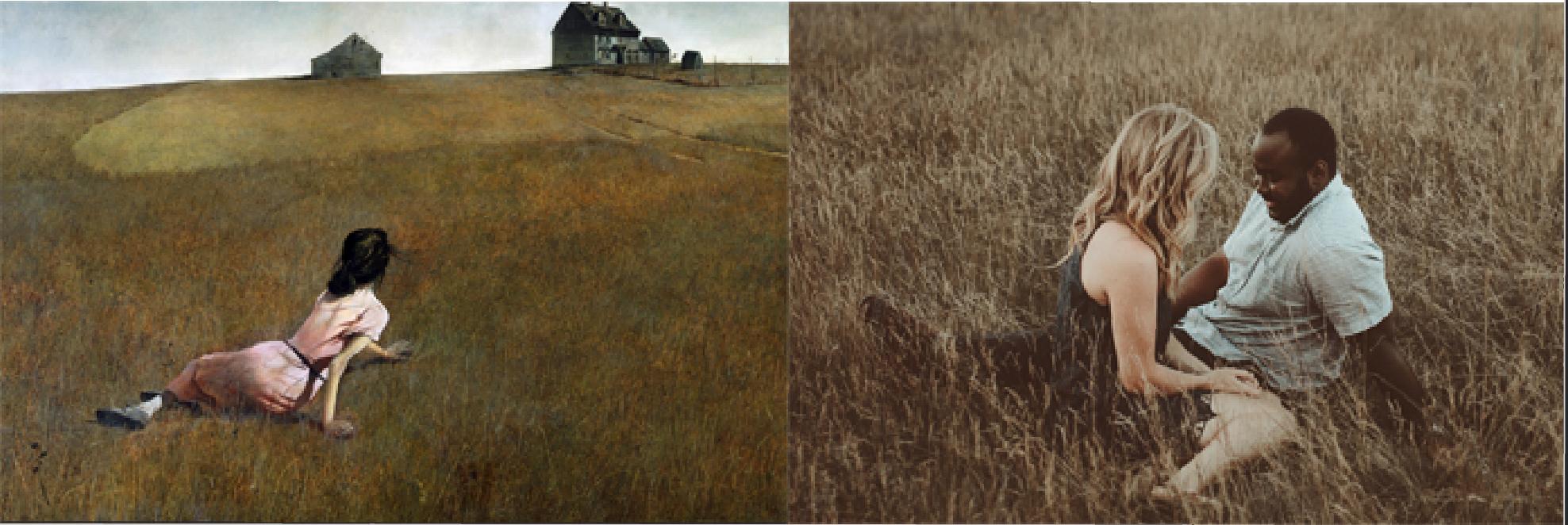 Christines World. Andrew Wyeth. 1948