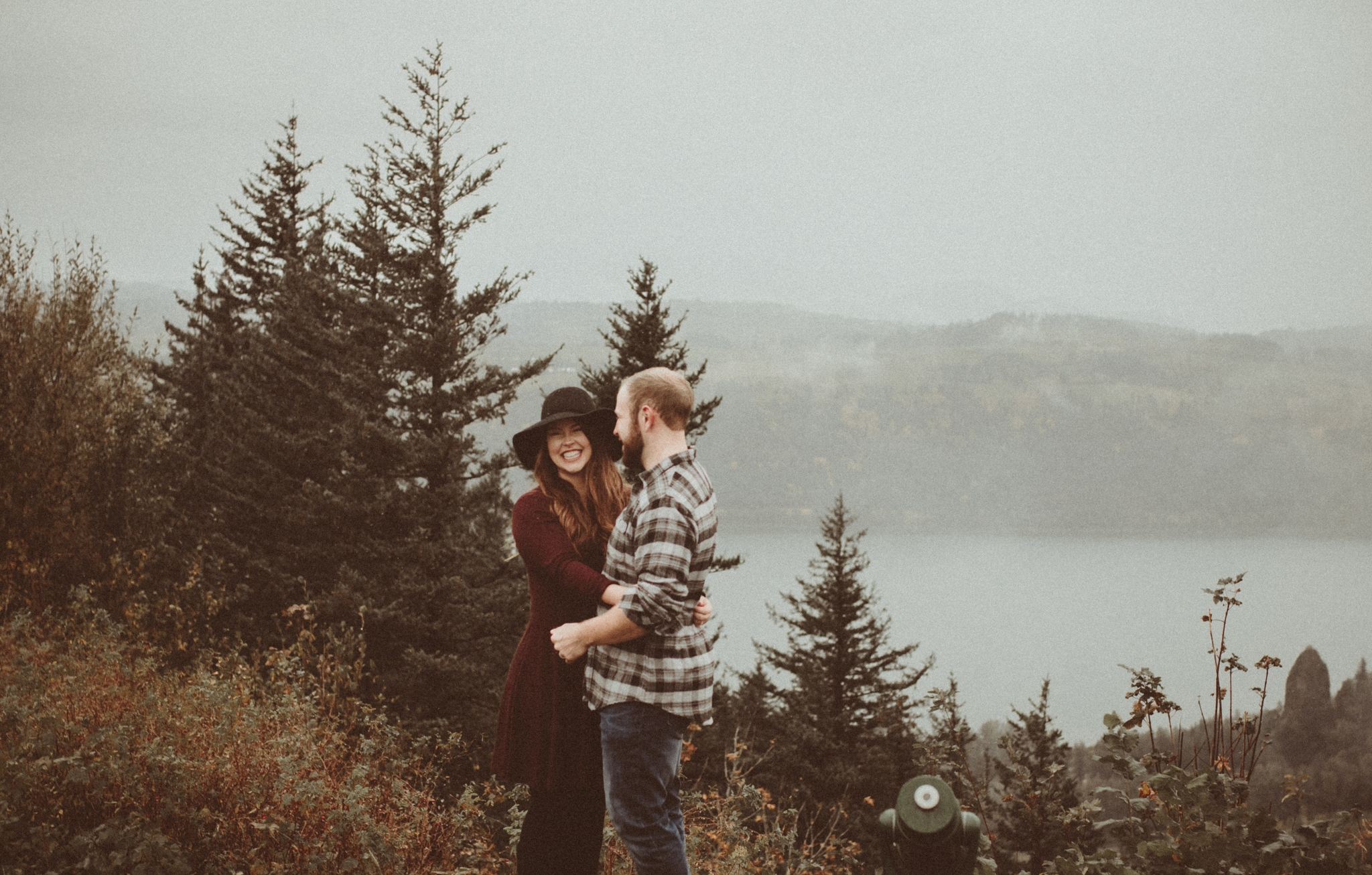 victoria columbia gorge engagement in the rain.  (25 of 125).jpg