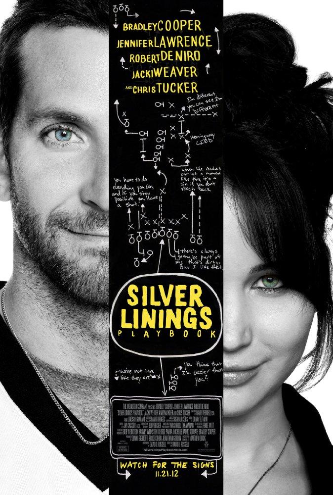 Silver Linings Playbook (2012) - Bradley Cooper, Jennifer Lawrence