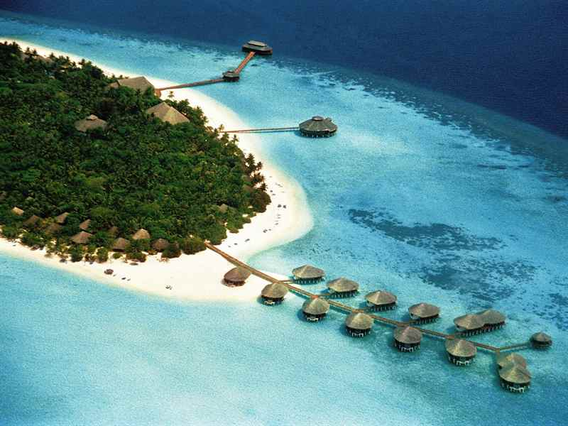 La Meridian Resort, Maldives