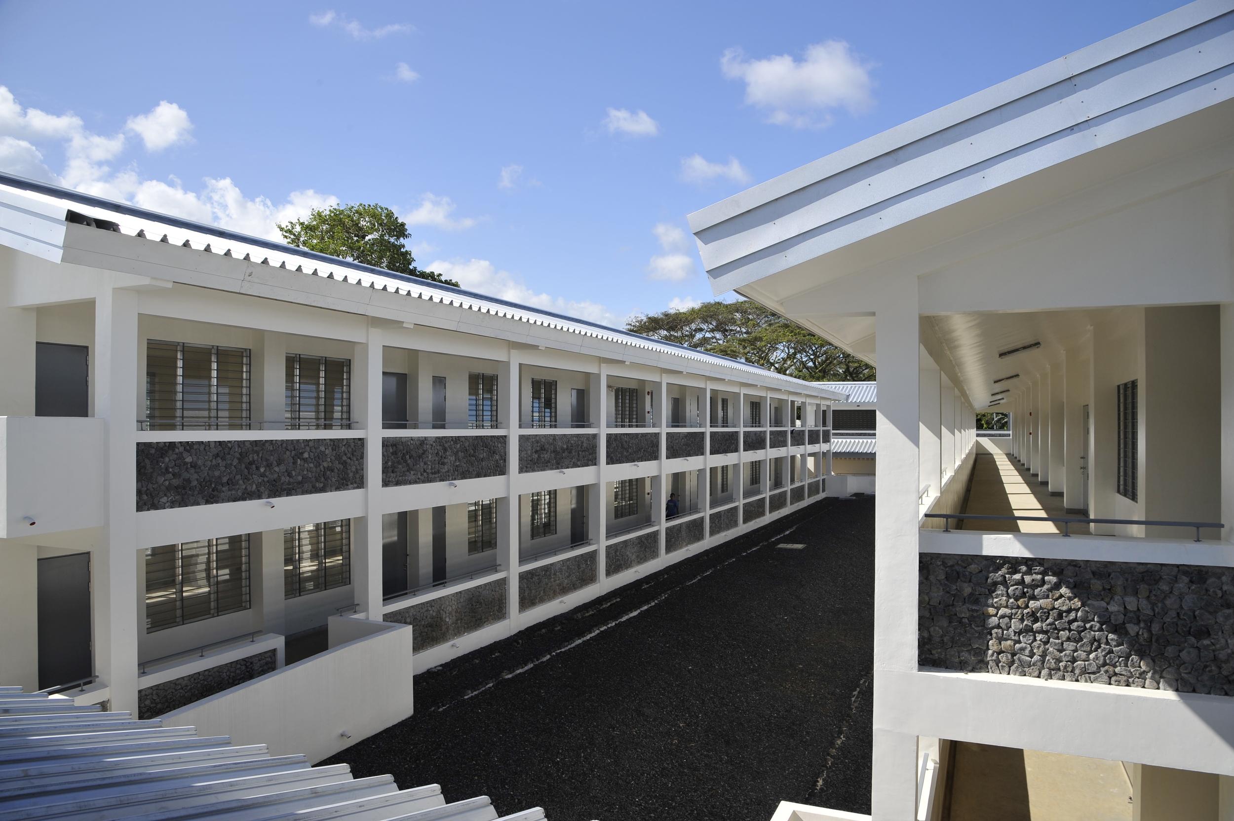 Mayon Evacuation School Building (Evacuation Center), Region V