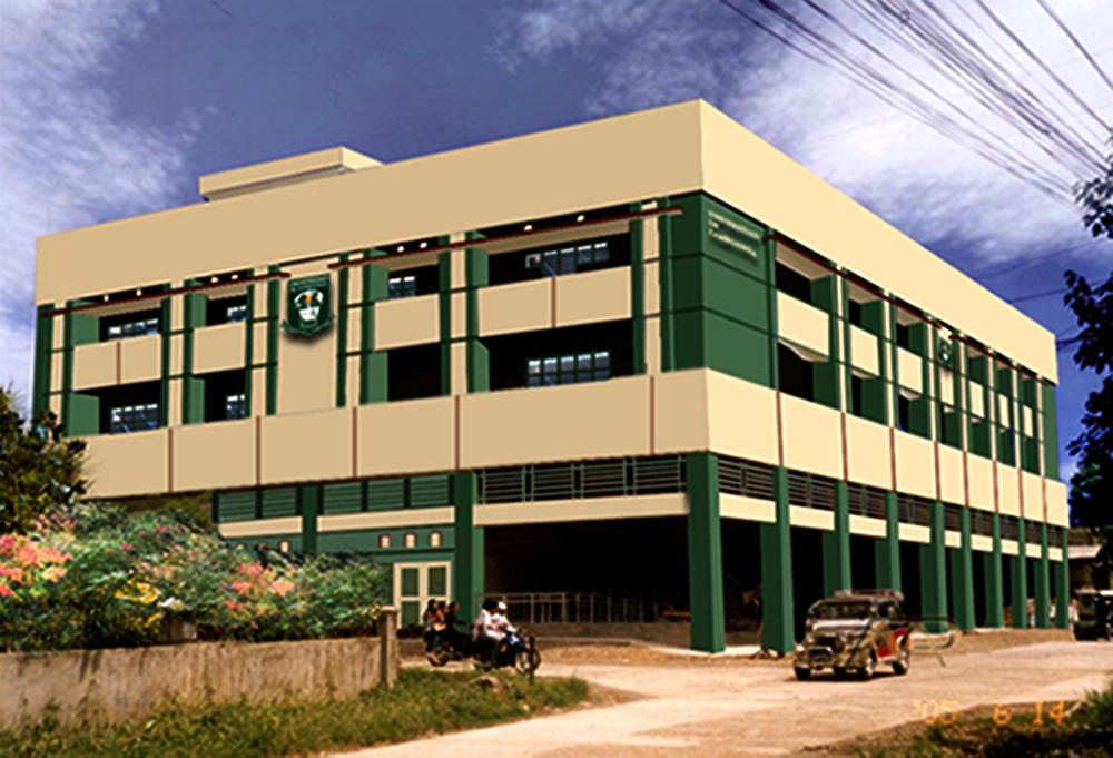 Zamboanga Arturo Eustaquio Colleges (ZAEC) Ipil SchoolB Building