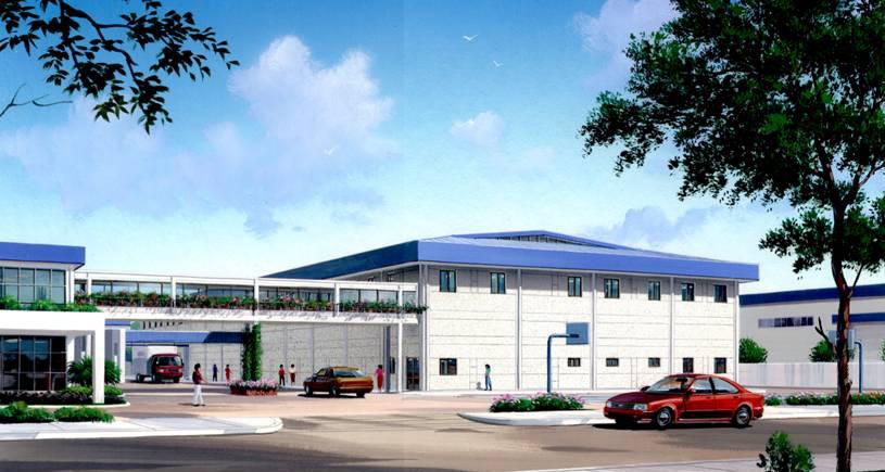 Enomoto Factory Building