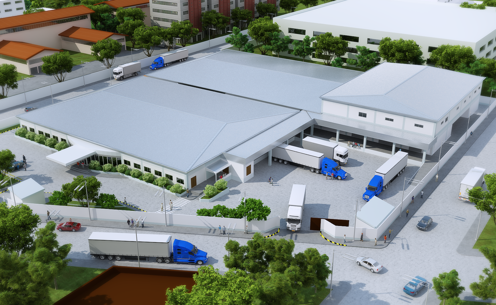 Glory Philippines, Inc. Manufacturing Plant Extension