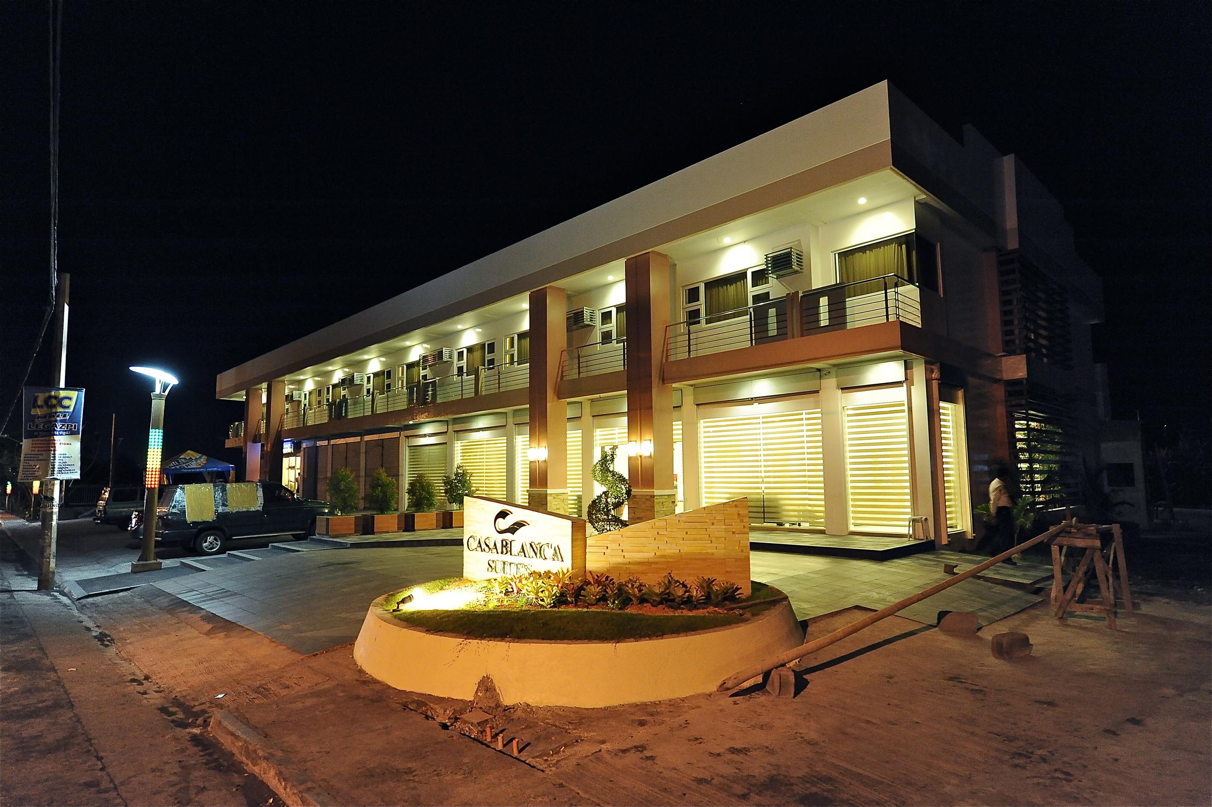 Casa Blanca Suites, Legazpi