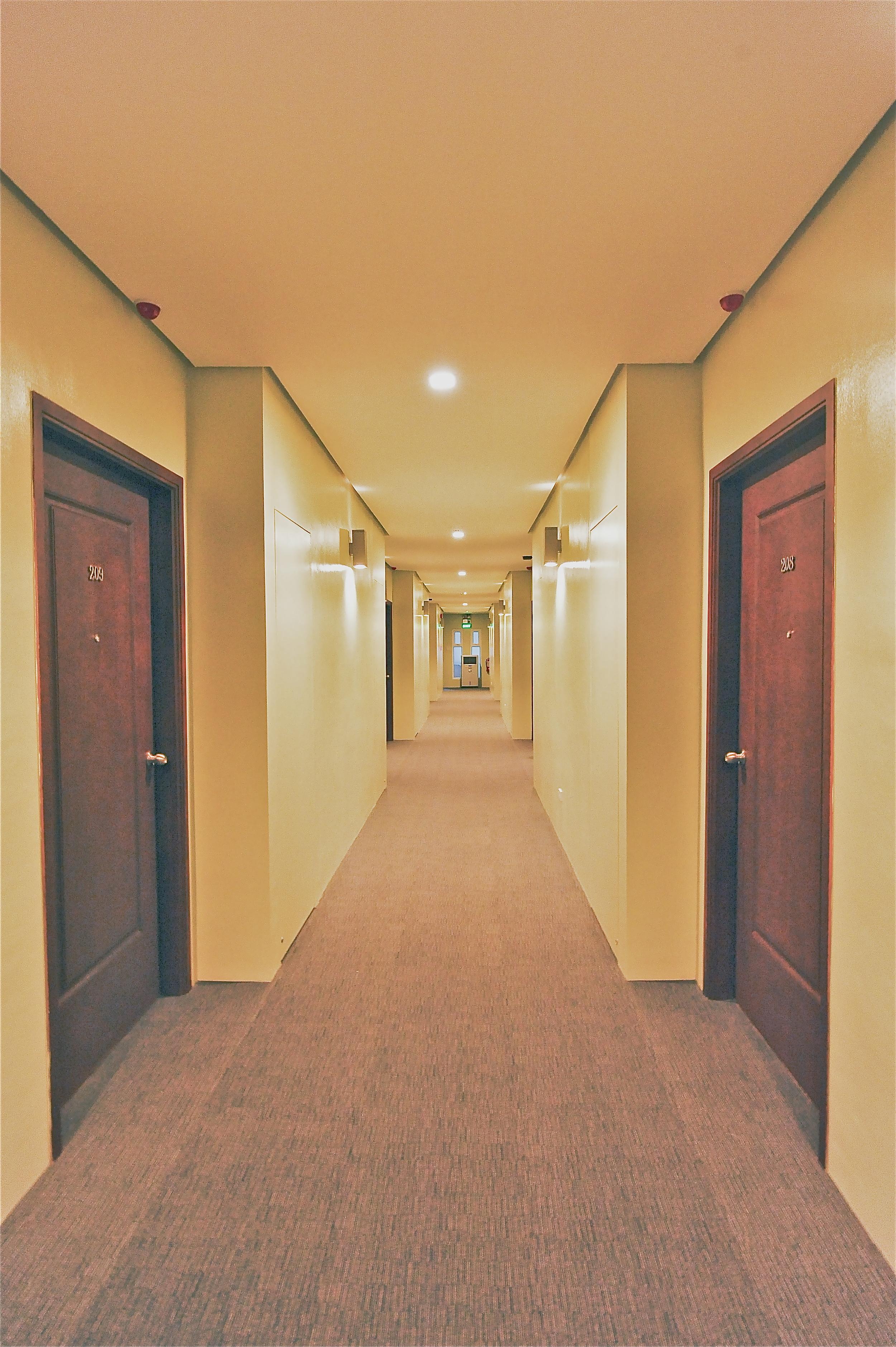 Casablance Suites - hallway.jpg