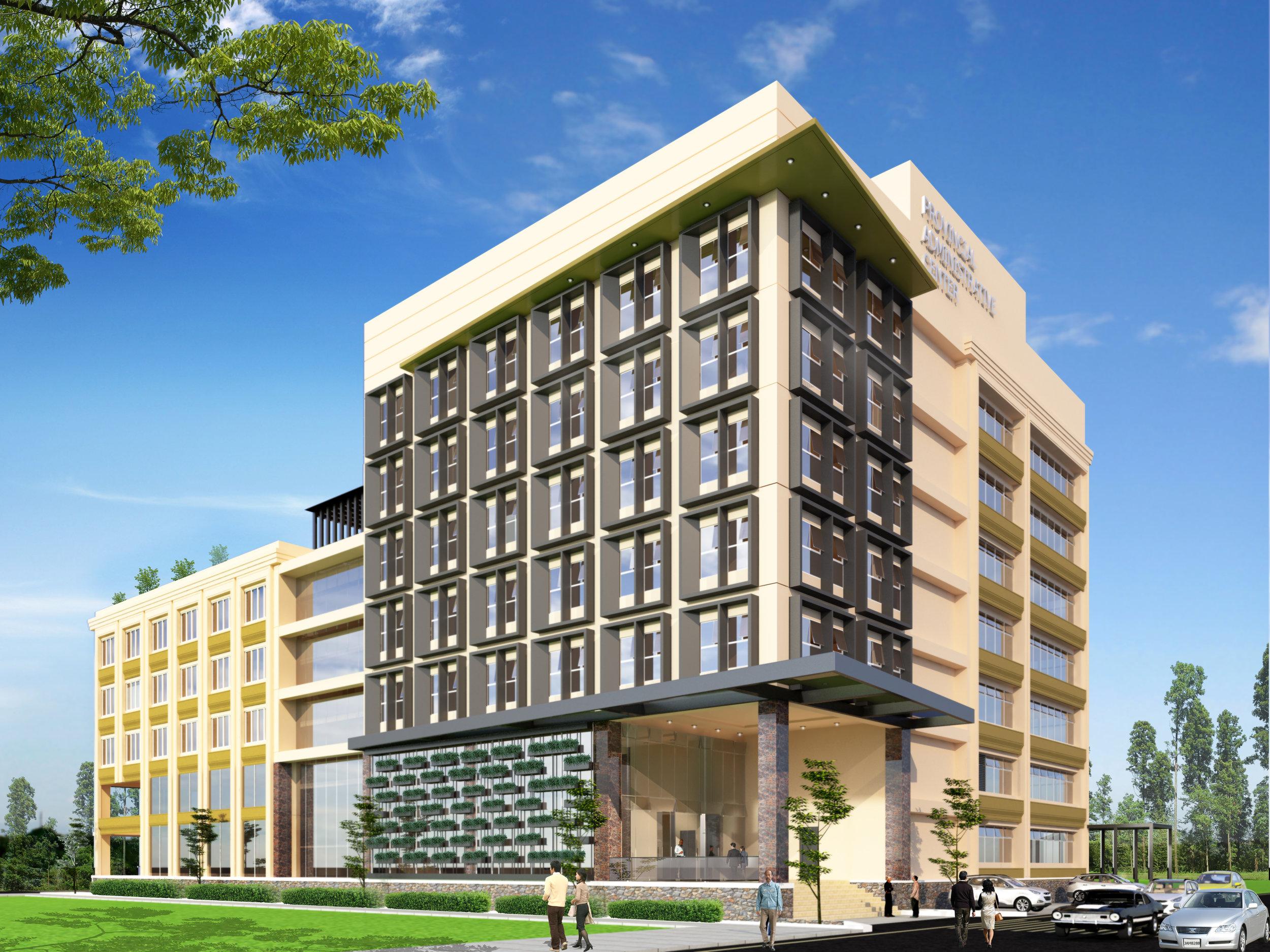 Negros Occidental Provincial Administrative Center (PAC) Building