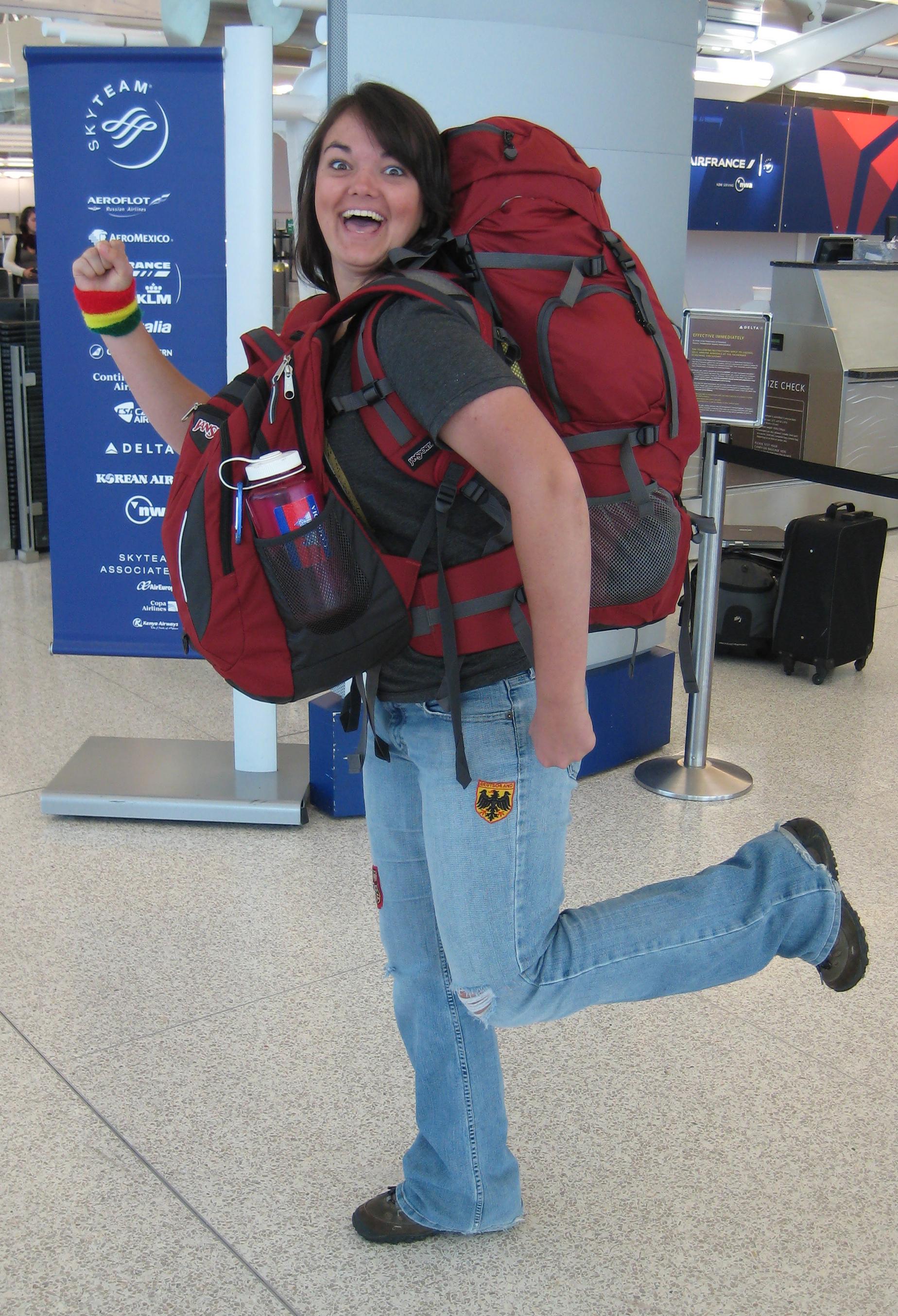 Look at Me Leaving! Honest!