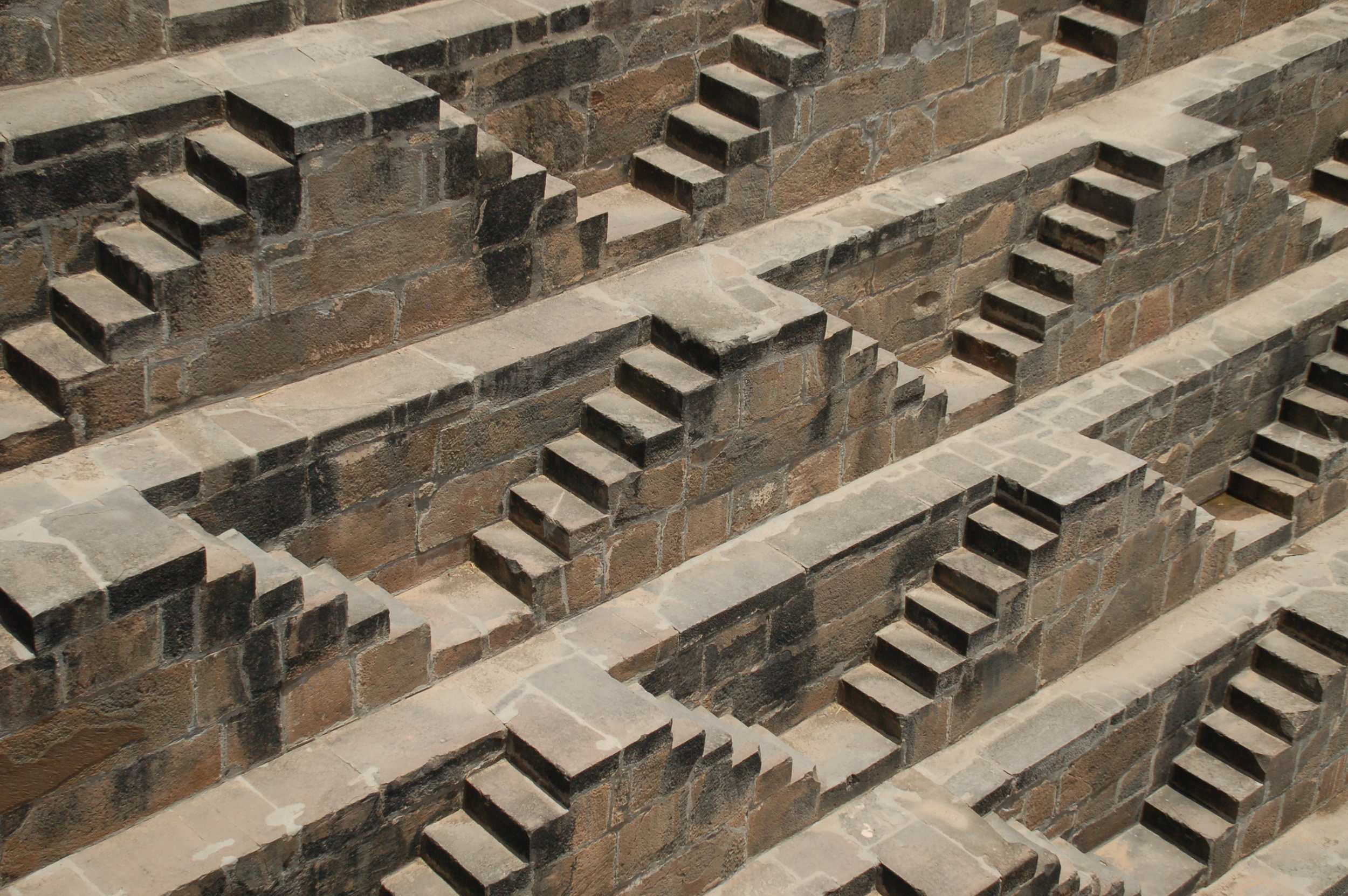 The Step Well in Abhaneri