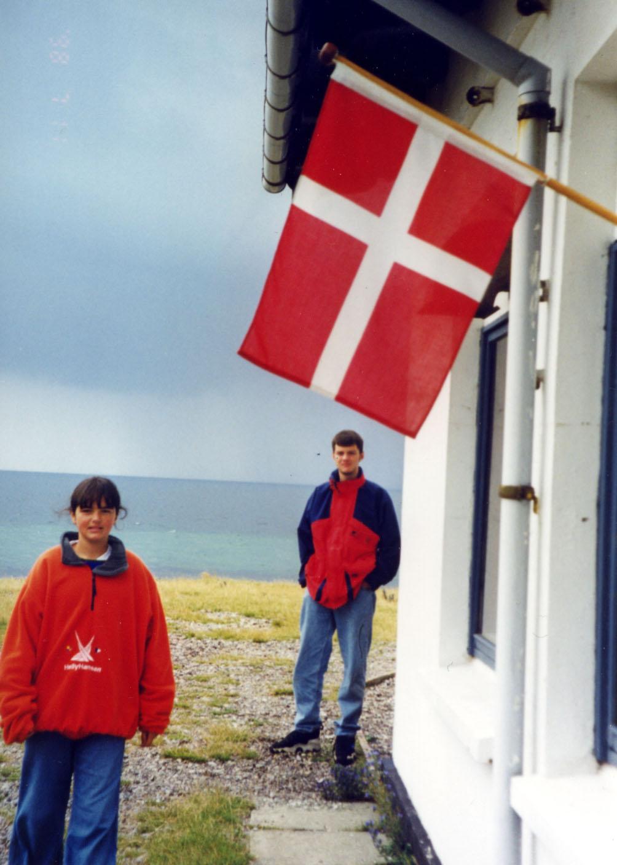 No Smiling in Denmark