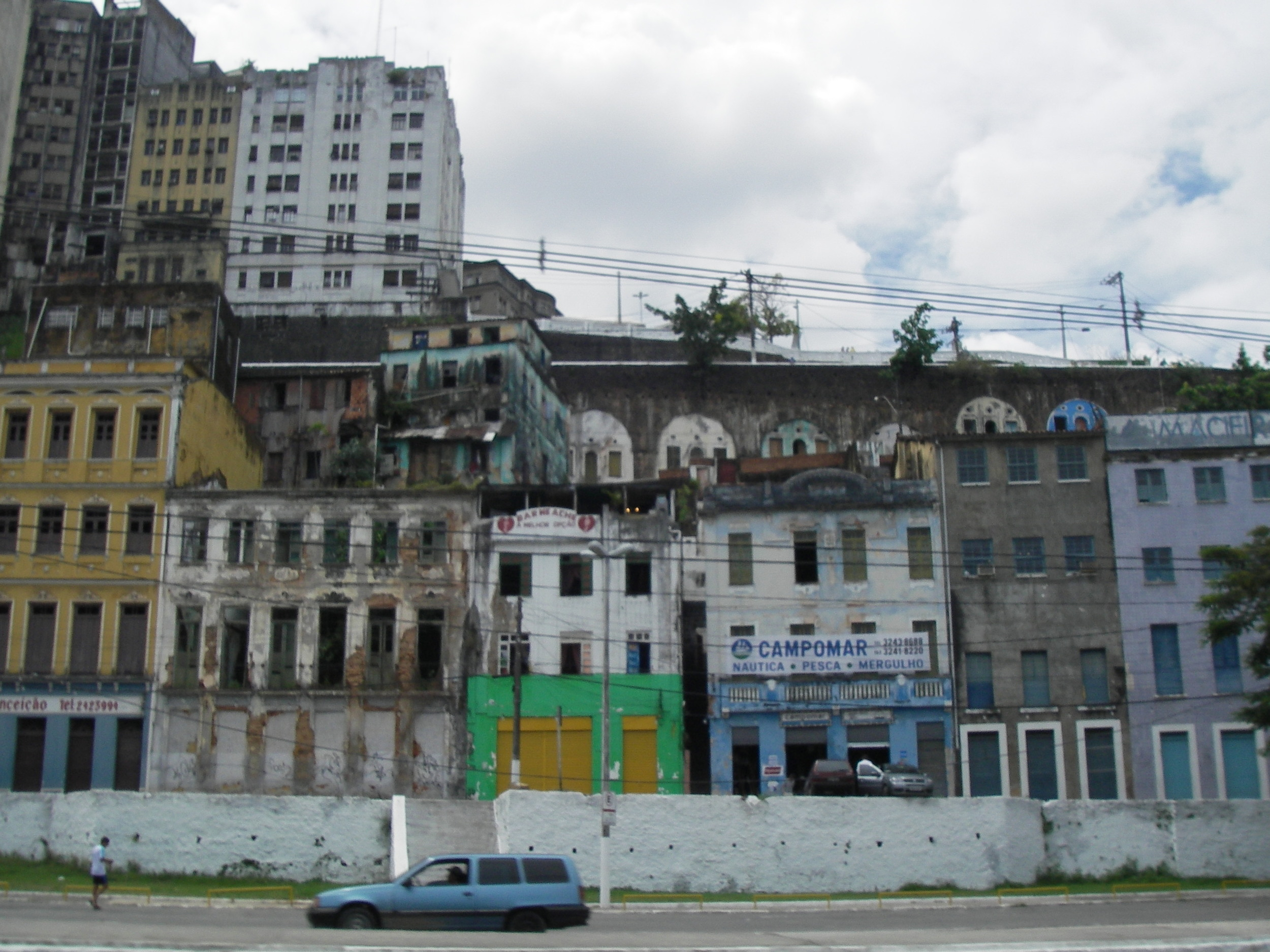 Streets of Salvador