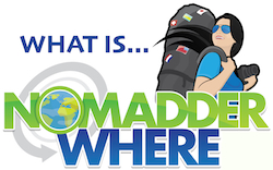 What is Nomadderwhere?