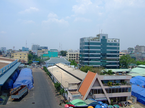 Saigon's Maritime Port
