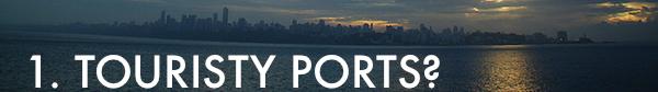 Salvador, Brazil a touristy port?