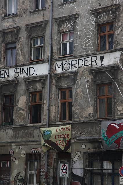 Deliberate dereliction in Berlin