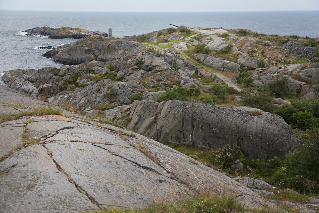 Öja island in Sweden