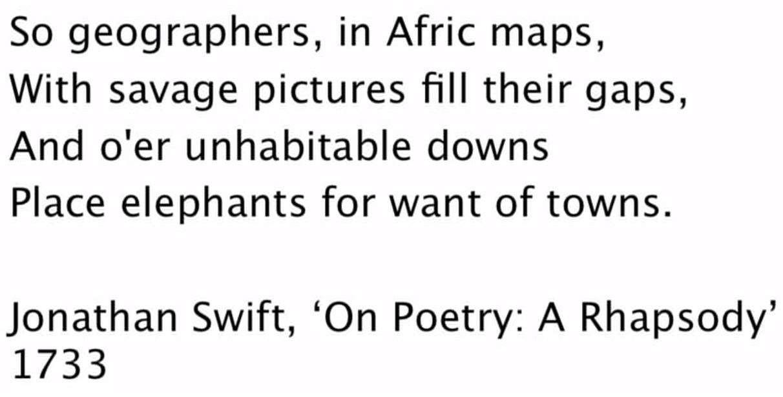 Jonathan Swift, 'On Poetry: A Rhapsody'