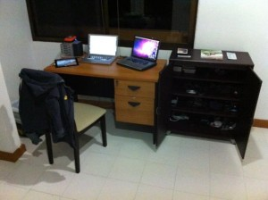 Media HQ in Chiang Mai, Thailand with TGS