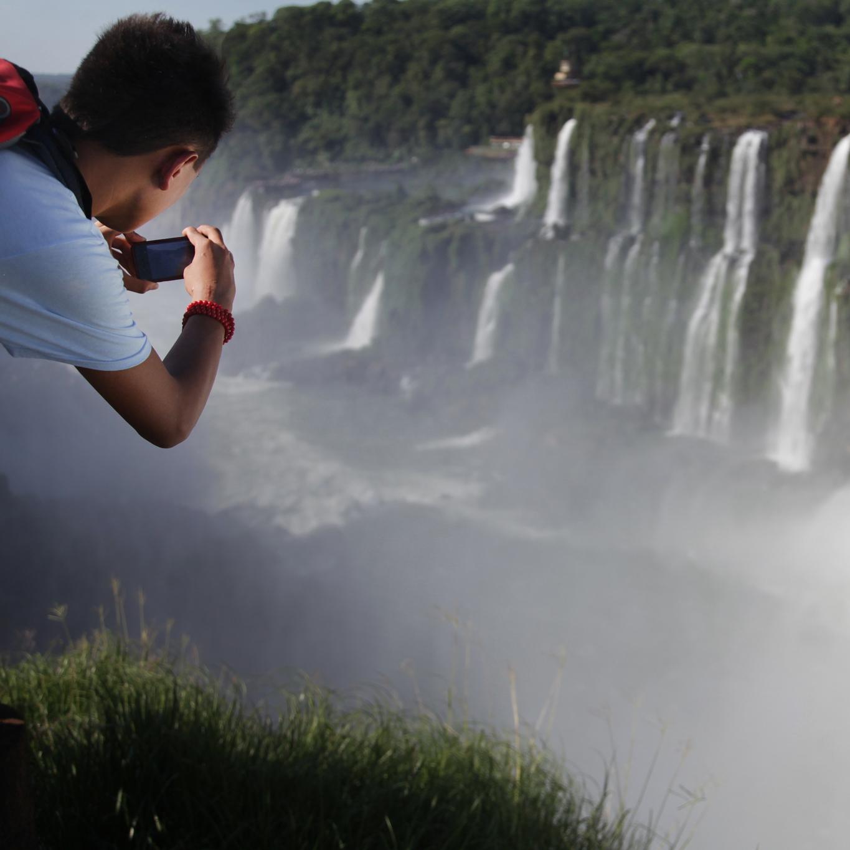 Igauzú Waterfalls - Argentina 2012
