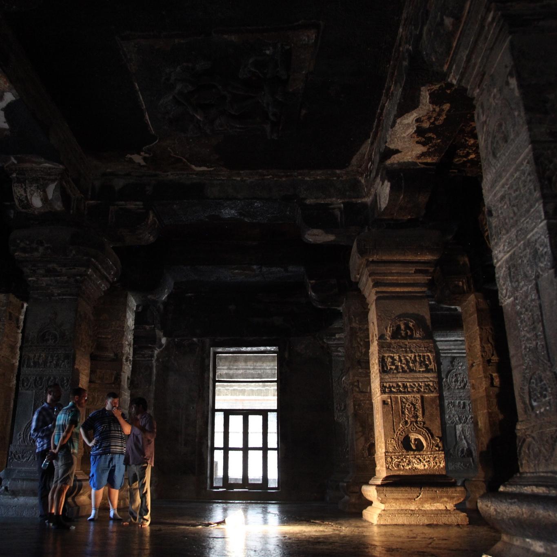 Ajanta & Ellora Caves - India 2013