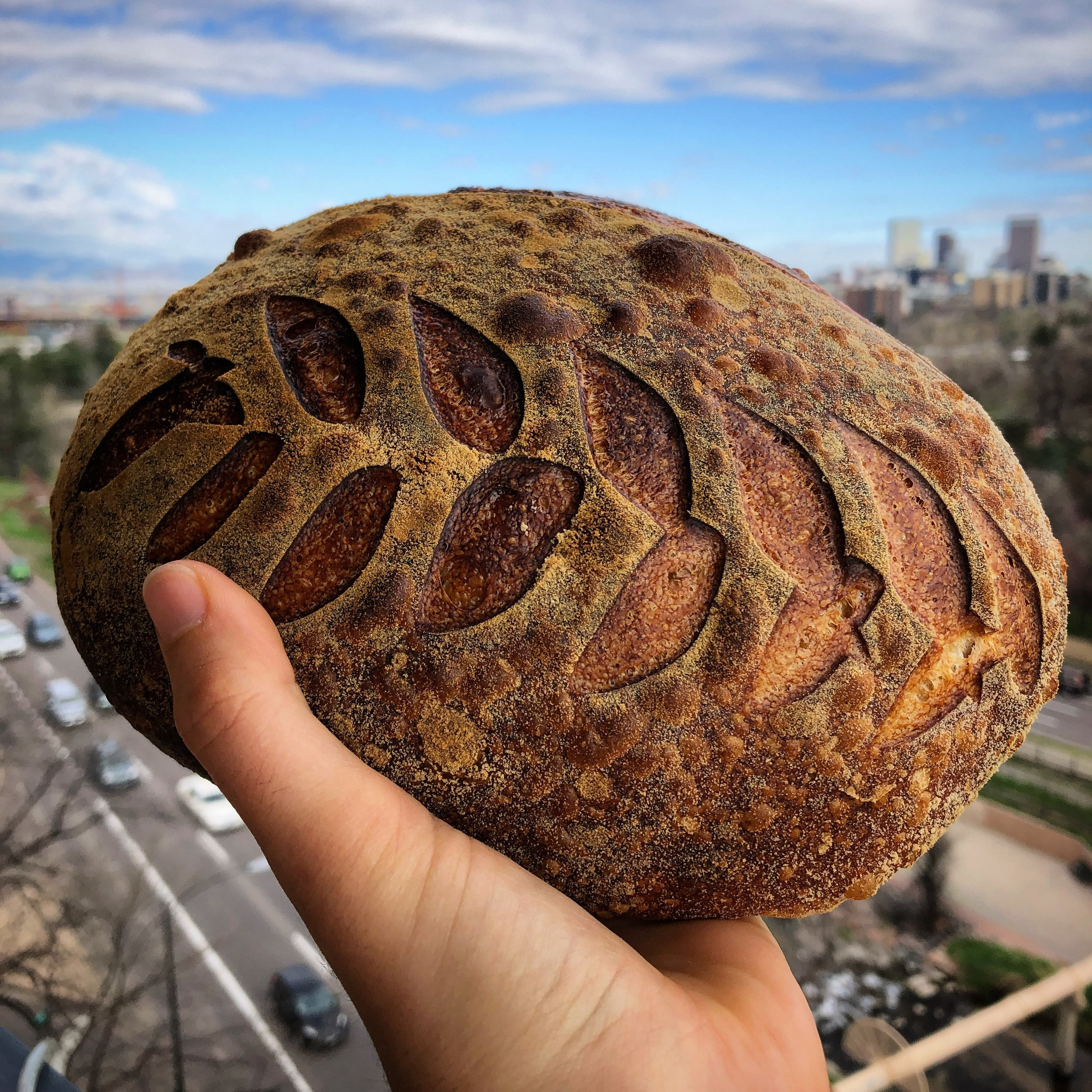 Not in Denver? - Subscribe to the Sourdough Digest and become a sourdough baker at home