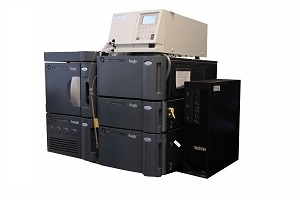 UPLC System with PDA eλ, ELS, and FLR Detectors