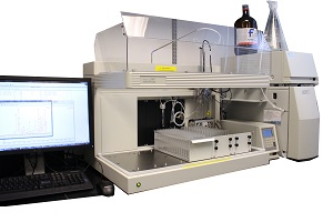 Waters semi-prep HPLC system with PDA detector