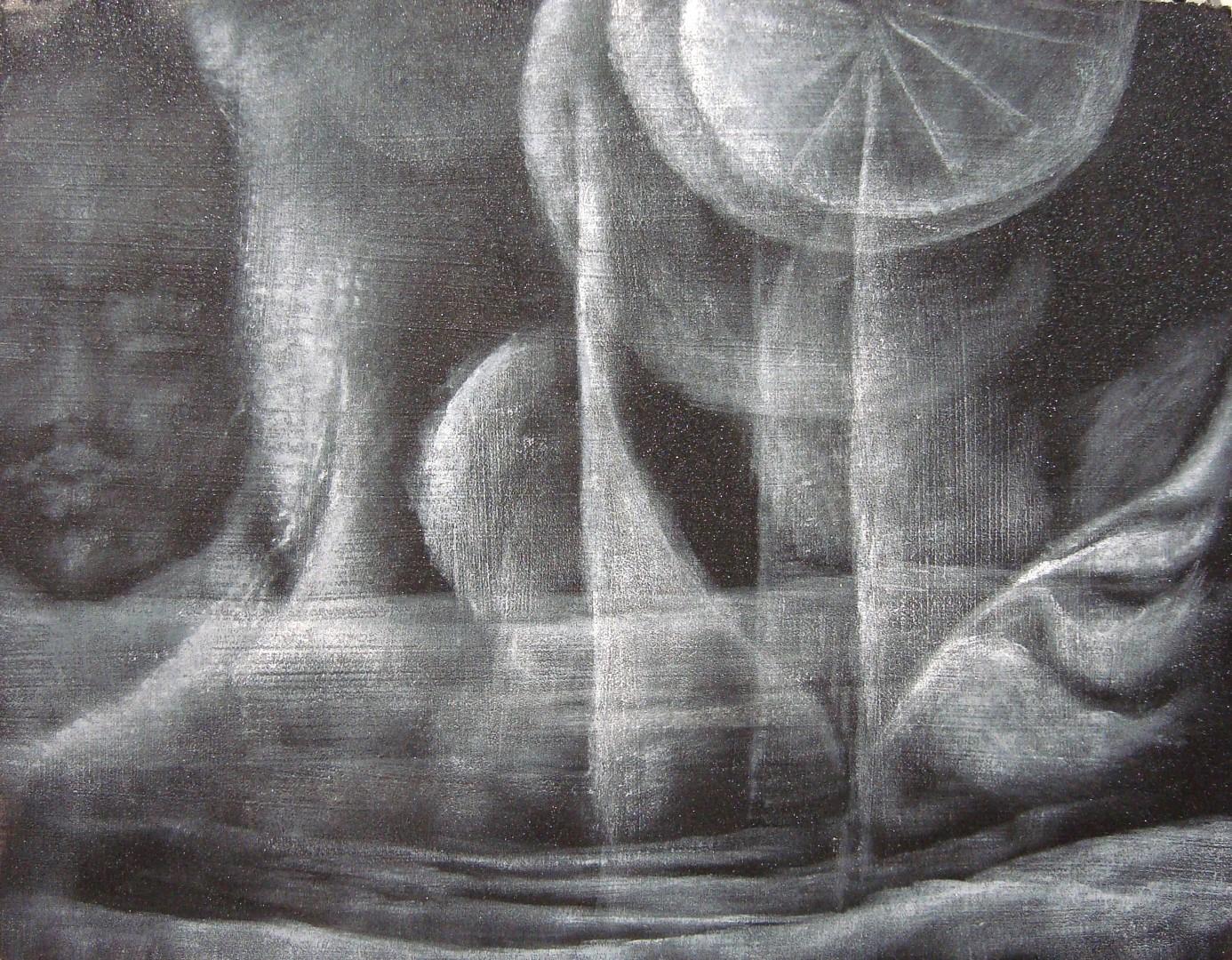 Drybrush Painting
