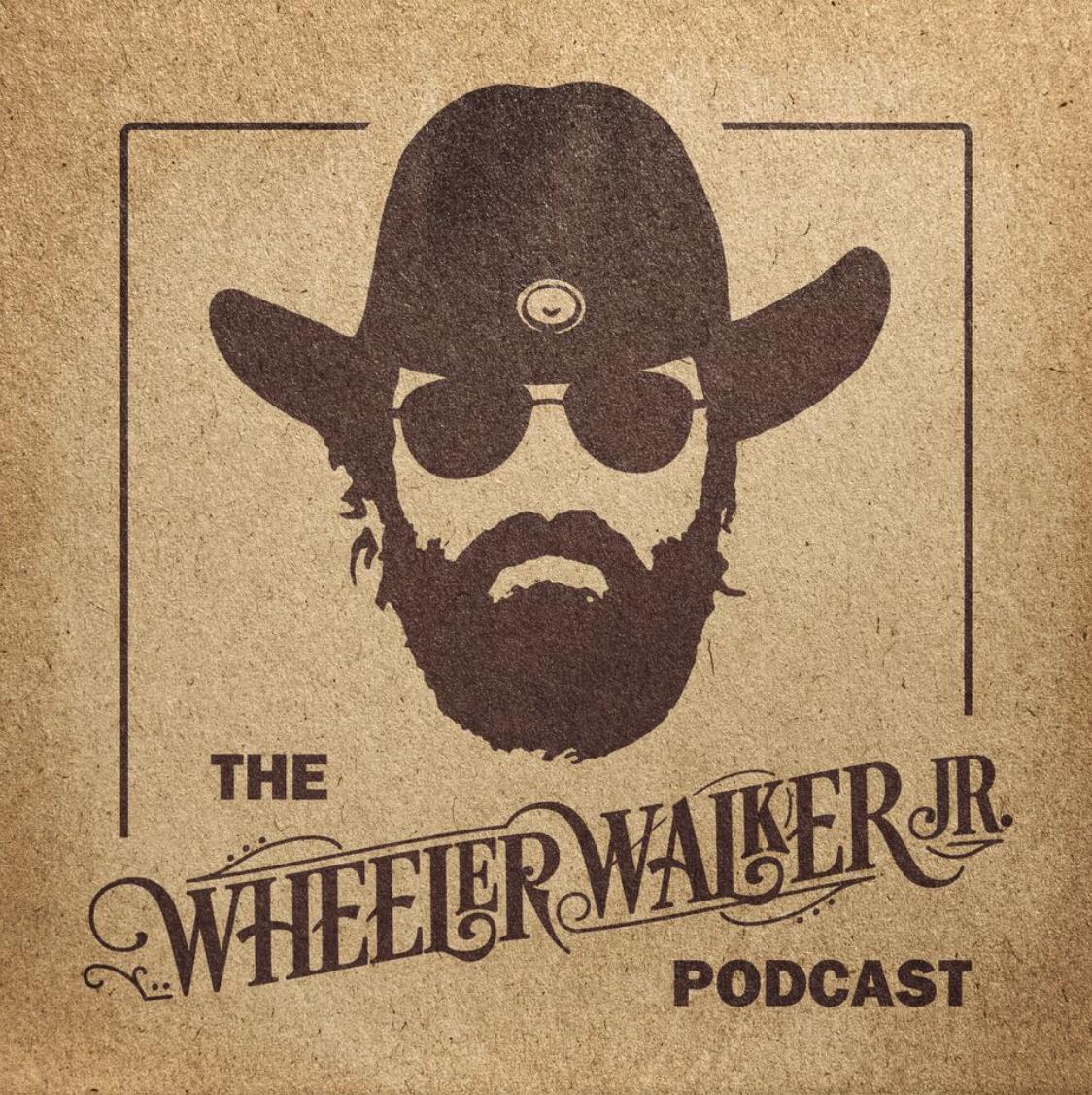 THE WHEELER WALKER JR  PODCAST TRAILER HITS TOP MUSIC PODCAST ON